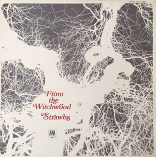 Strawbs ‎- From The Witchwood (LP) (VG+/VG)